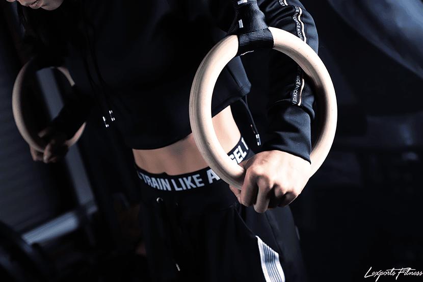 【LEXPORTS 勵動風潮】Crossfit體操吊環-1500 4