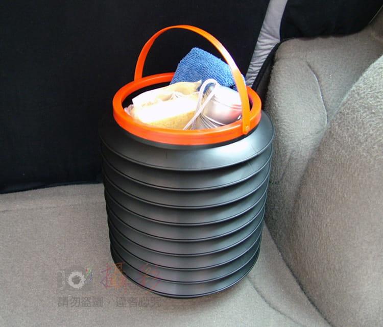 車用折疊垃圾筒 16