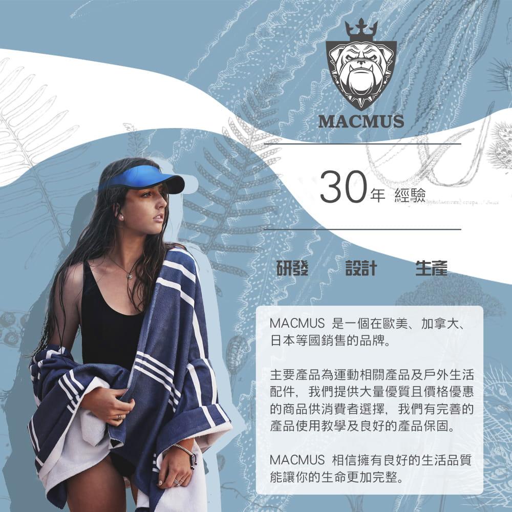 【MACMUS】抗UV防曬遮陽帽|男女款 6