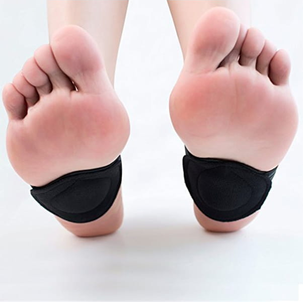 足體工學足弓減壓記憶墊(單支) 高足弓墊 7