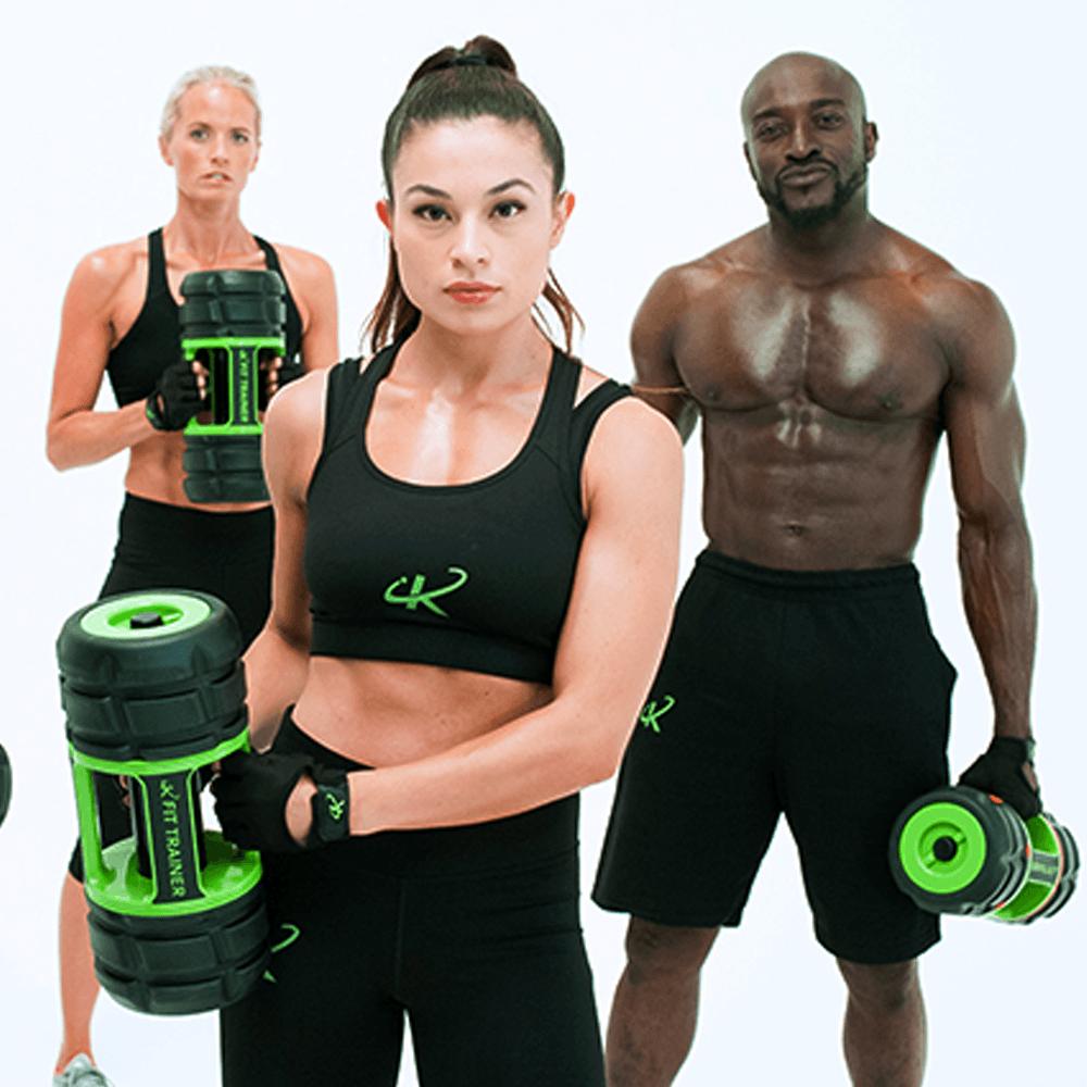 英國 K Fit Trainer全能健身器 8