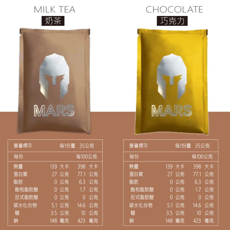 【Mars戰神】MARS戰神 低脂乳清蛋白 彩虹分享包 6