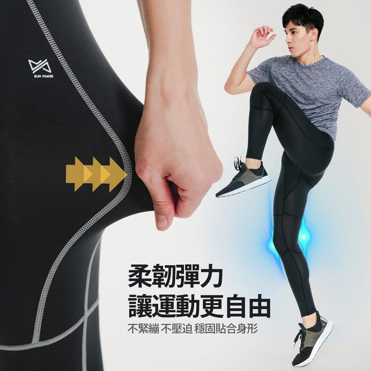 【BeautyFocus】男女智能調節微塑壓力褲 12