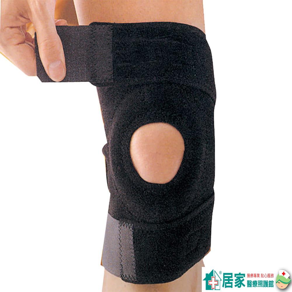 【居家醫療護具】【THC】沾黏式軟鋼醫療護膝 1