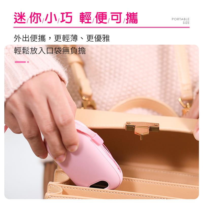 【Leisure】【磨砂款】USB充電暖手寶 迅速發熱 隨帶隨充 2段溫度 超大容量 8