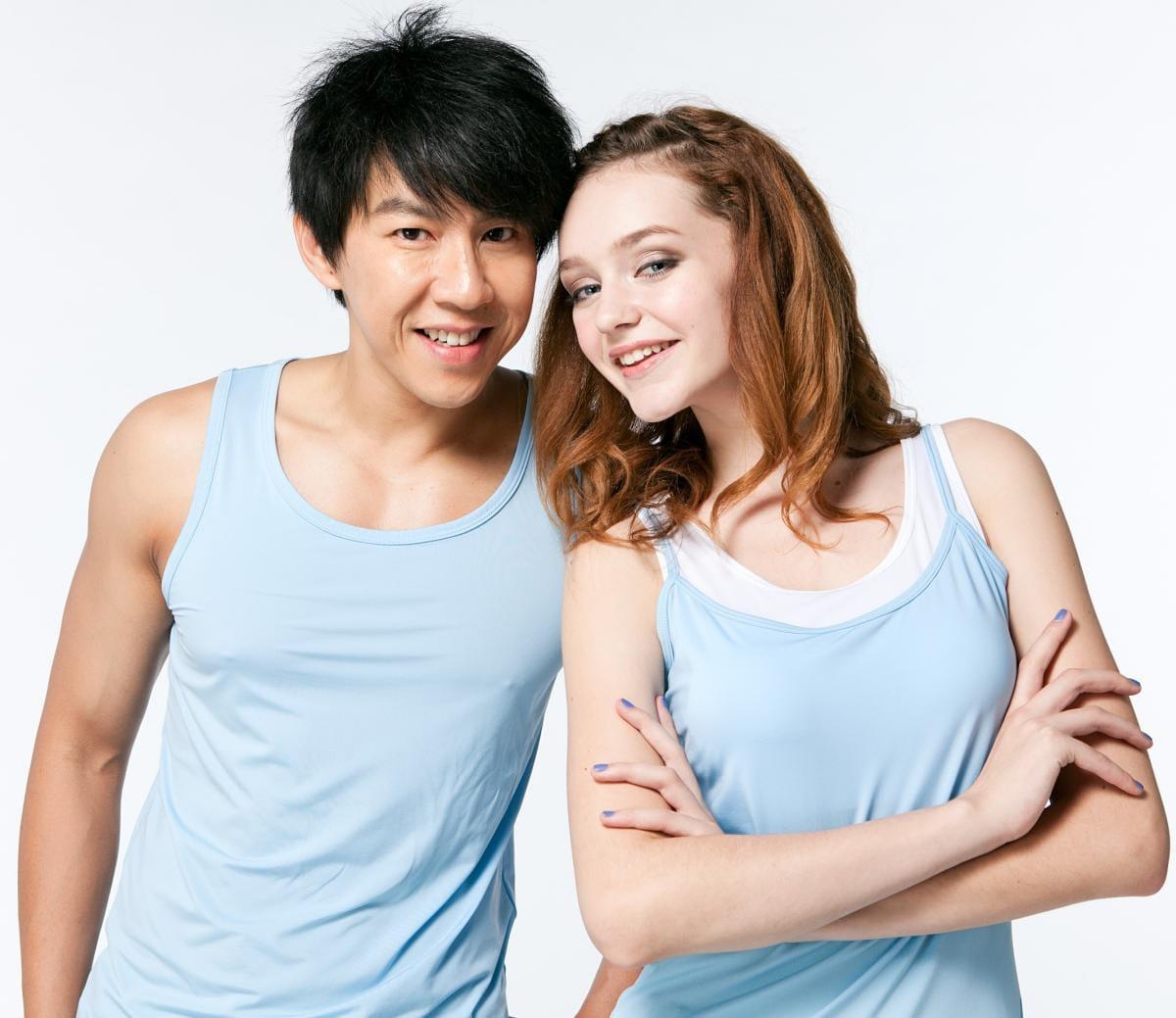 【BODYFEEL】体感服飾-夏季男款涼感抗UV坦克背心 0