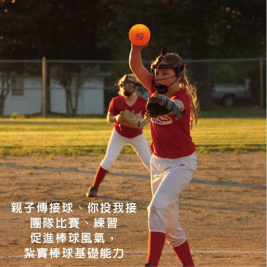 【MACRO GIANT】MIT 樂樂棒球兒童練習組 2