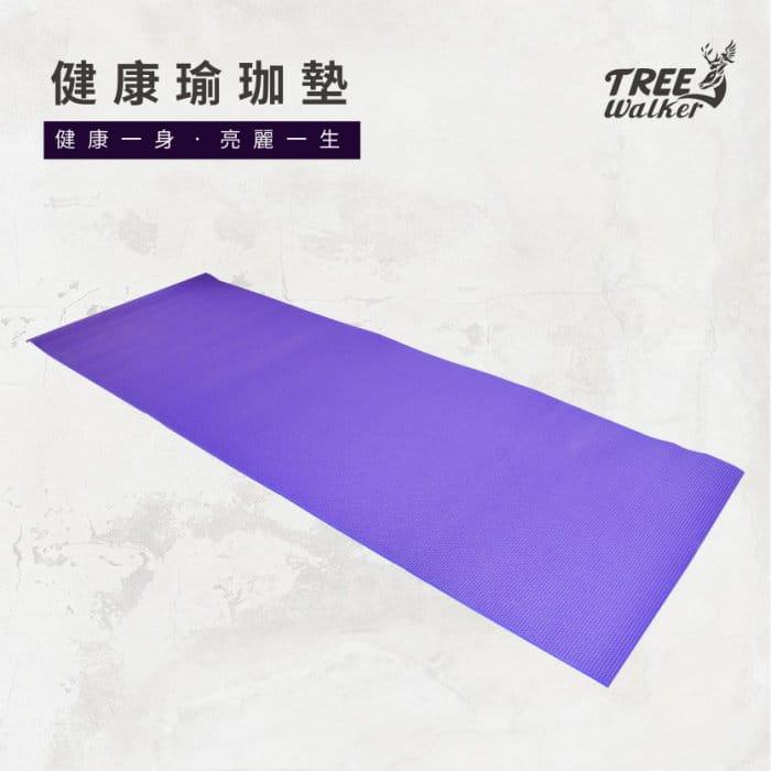 【Treewalker】YOGA MAT 健康瑜珈墊 0