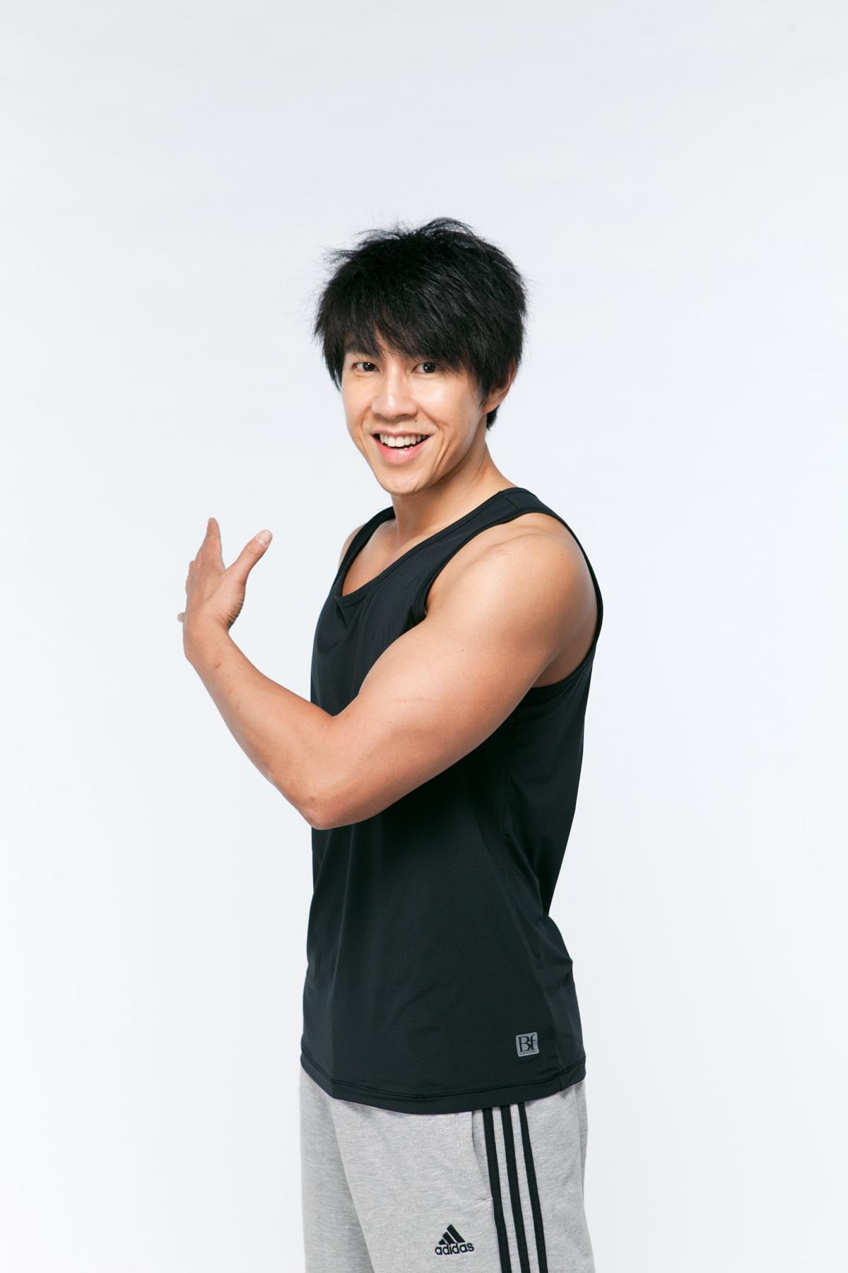 【BODYFEEL】体感服飾-夏季男款涼感抗UV坦克背心 3
