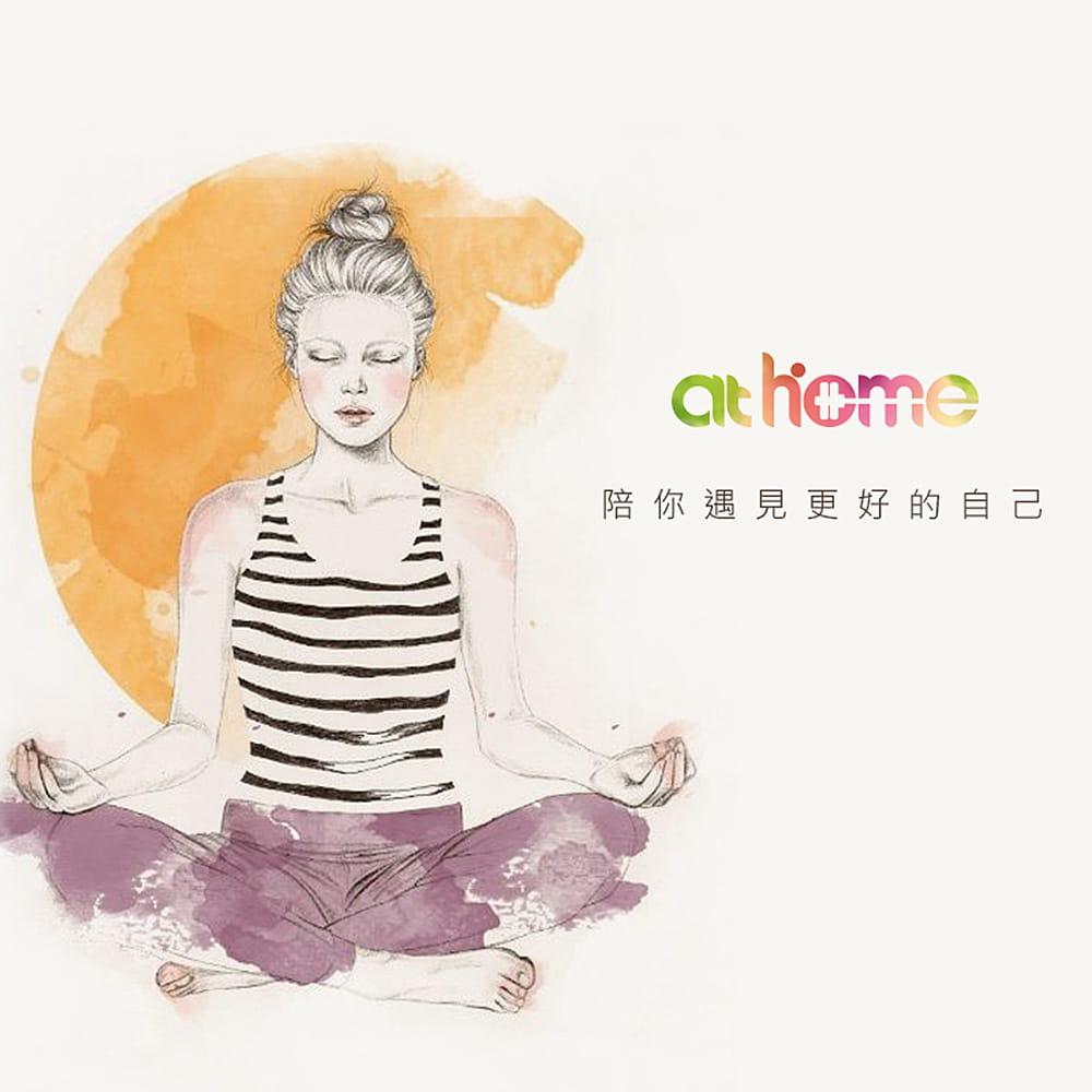 【athome】 瑜珈墊保潔毯 1