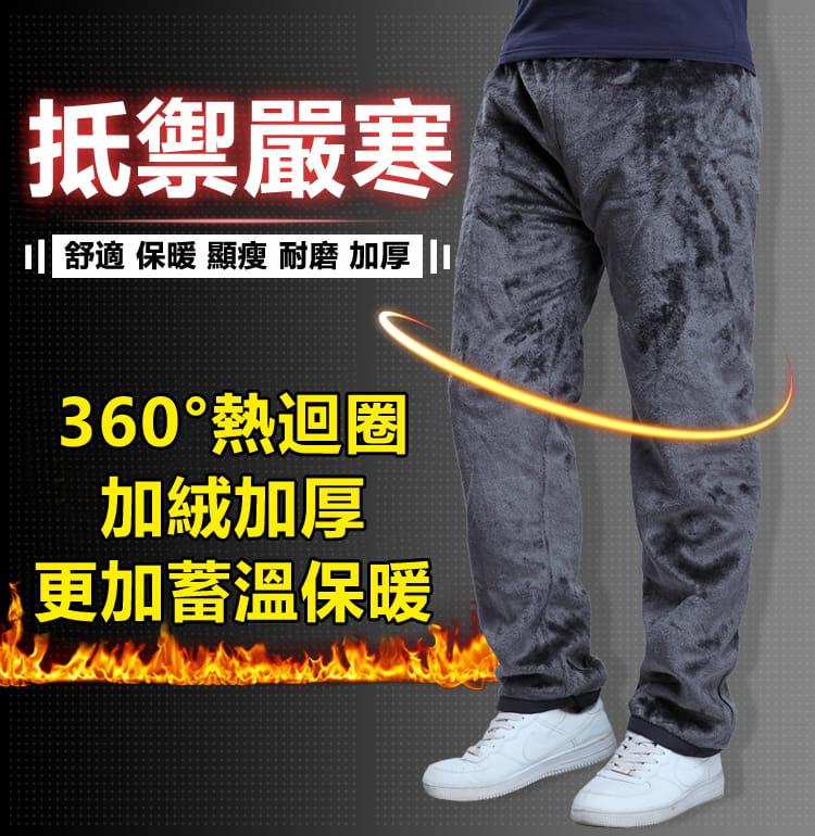戶外防風防雨加厚加絨褲(3色) 5