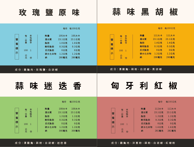 【船山舒雞】 超嫩雞胸肉-拆封即食 100G 13