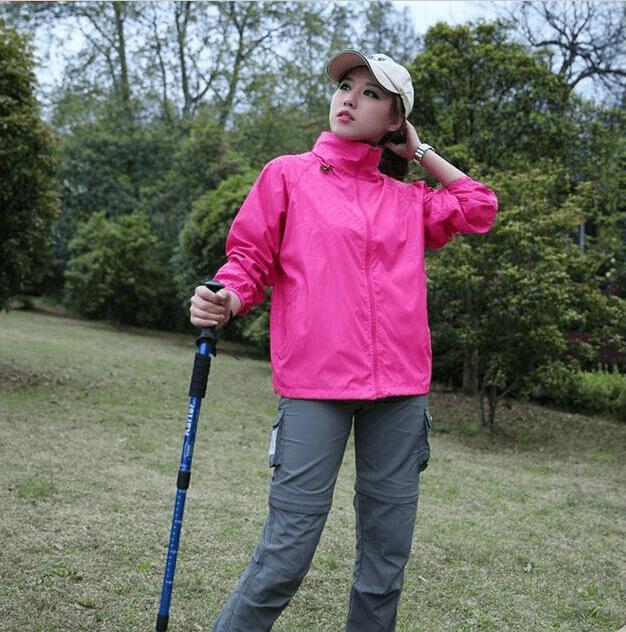 10色防風抗水兩用風衣外套(70款) 1