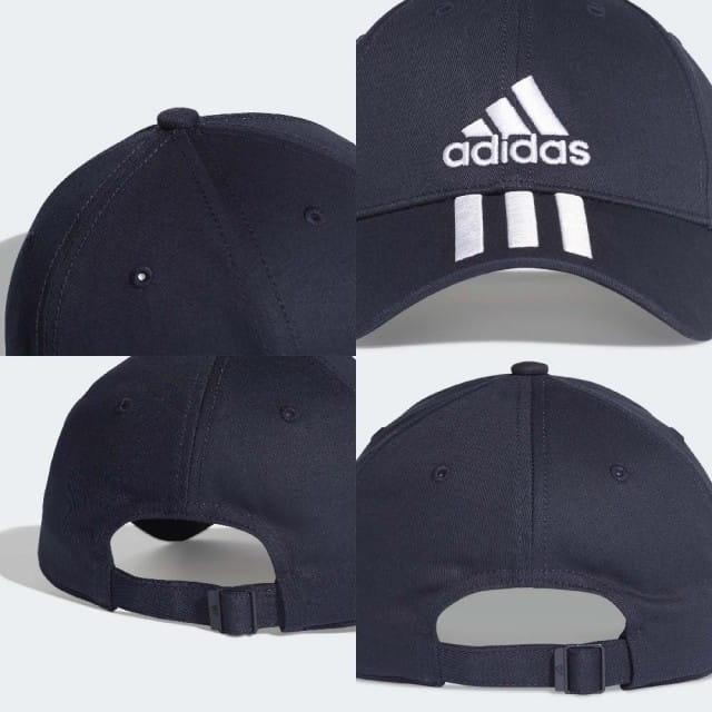 【adidas】經典(三條線) 老帽 運動棒球帽 2