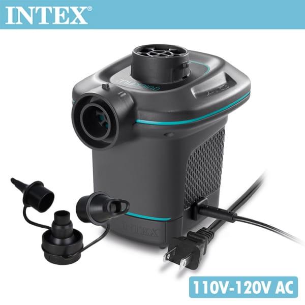 【INTEX】 110V電動充氣幫浦(充洩二用)(66639)