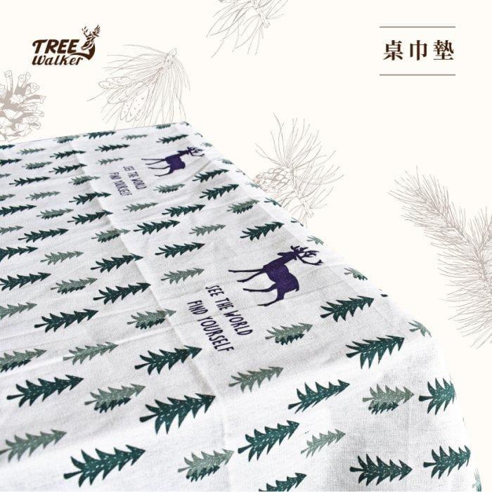 Treewalker 防水桌巾墊(長型)