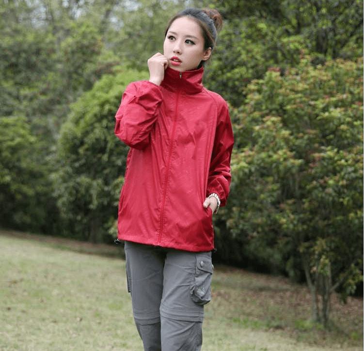 10色防風抗水兩用風衣外套(70款) 2